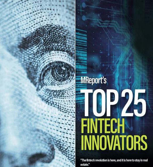 Top 25 Fintech Innovators List